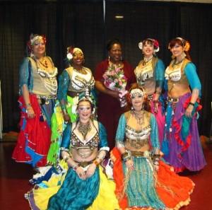 Lotus Dancers Rite of Spring